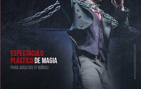 La revolución mágica</br>(cartel)