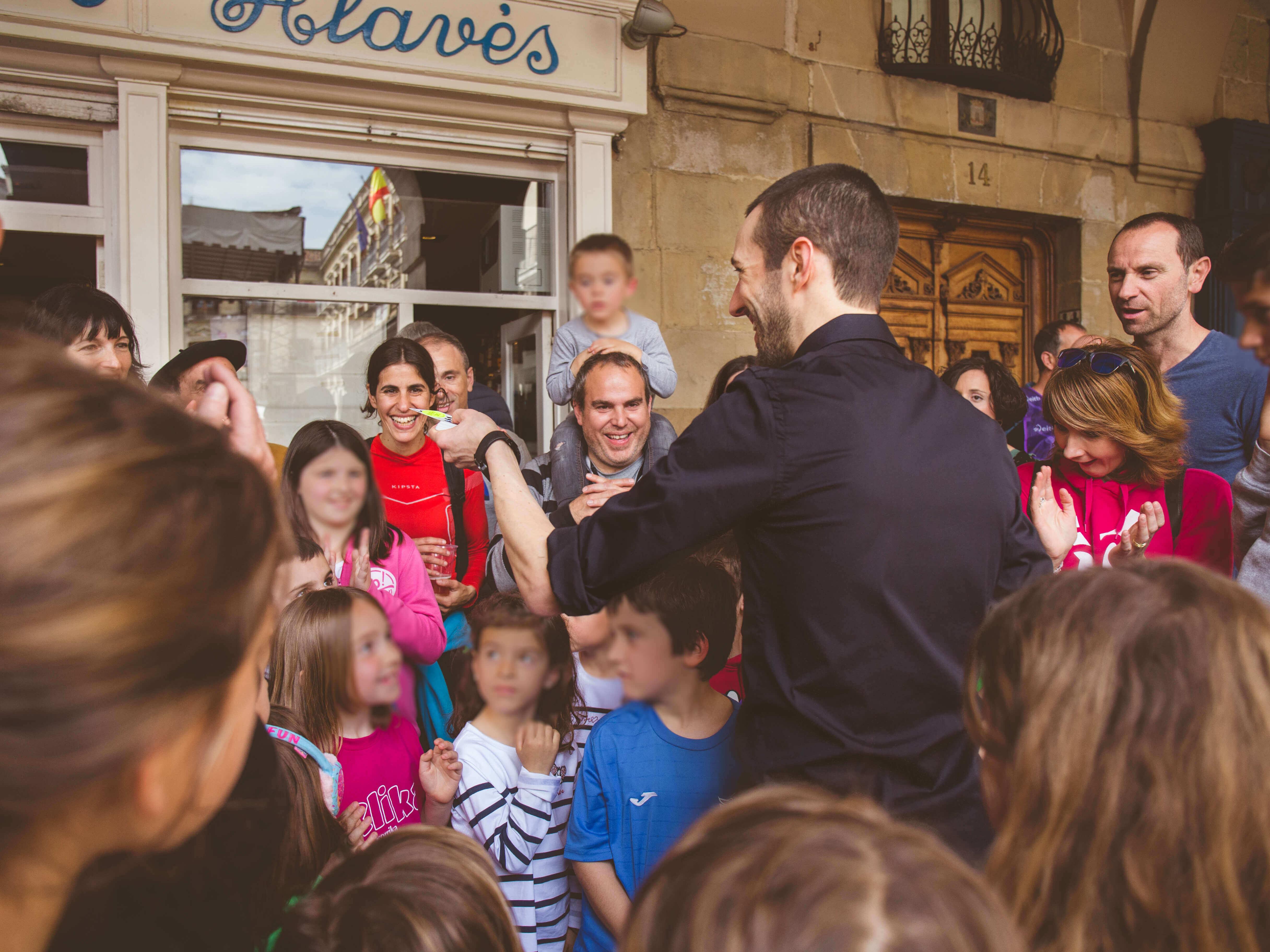 Magia de cerca o magiapoteo en Santander y Cantabria